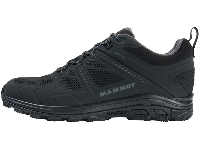 Mammut Osura GTX Low Shoes Men, black/titanium